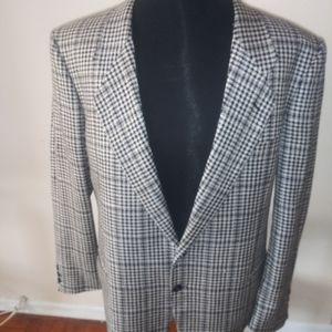 Giorgio Armani sports coat Blazer size 46L